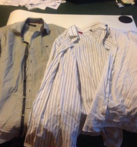 Мужские рубашки Martinique, Burberry, Firenze