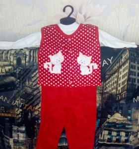 Детский костюм 3