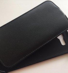 Вертикальны кожаный чехол для Samsung Galaxy S3