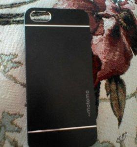 Бампер на iphone 5 и 5s