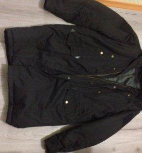 Куртка военная демисезонная (чебураха)