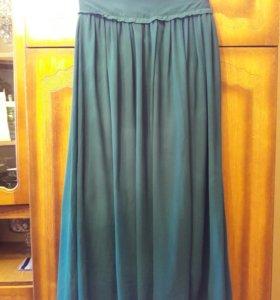Новая юбка на подкладке.