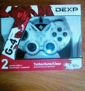 Dexp G-4 геймпад