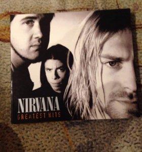 Альбом nirvana  или guns n' roses