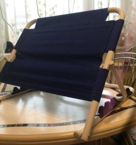 Подголовник для кровати с изменяемым углом наклона