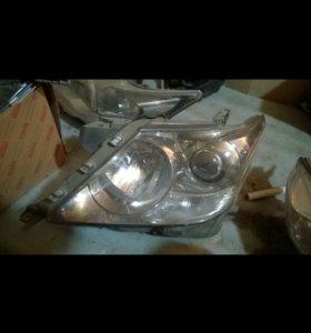 Lexus lx570фары L до ресталинг
