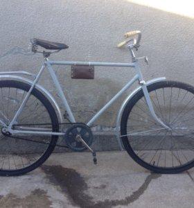 Велосипед 1992 года