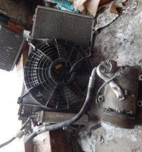 Продам радиатор калина 2,2014 гв