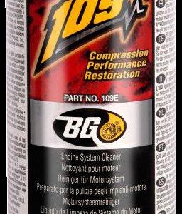 BG109 раскоксовка колец, очистка масляной системы