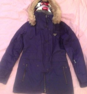 Сноубордическая зимняя куртка Roxy bright edition