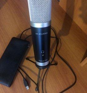 Микрофон M-Audio Avid Vocal Studio