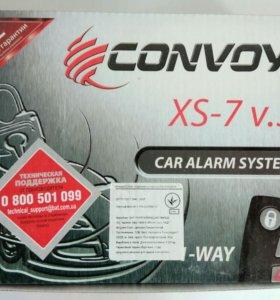 Автосигнализация Convoy sx-7v.3
