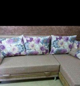 159Угловой диван