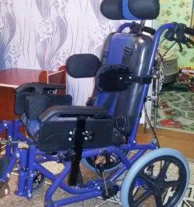 Детская инвалидная коляска новая