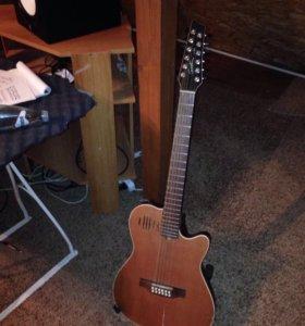 Электроакустическая 12 струнная гитара Godin A12