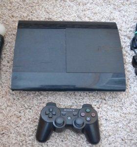 Продаю PlayStation 3 Super Slim 500 Gb