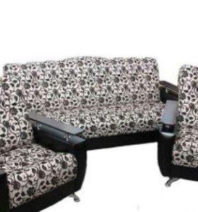 164Набор мягкой мебели