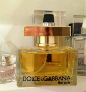 The One D&G 100ml