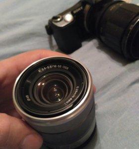 Объектив Sony SEL-1855 18-55mm F/3.5-5.6