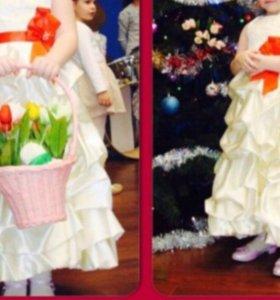 Платье очень красивое. Одето 1 раз. Фирменное