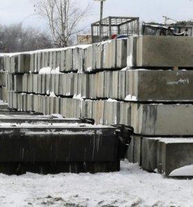 Фундаментные блоки ФБС 24 4 6