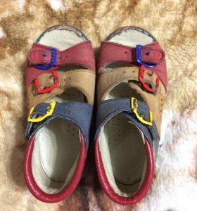 Ортопедическая обувь/ босоножки