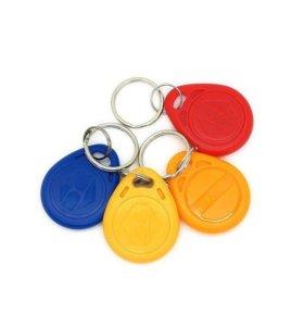 Дубликаты домофонных ключей