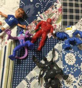 Игрушки для мальчика