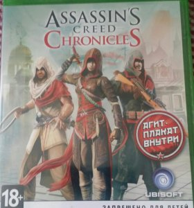Assassins Creed Chronicles, XBOX ONE