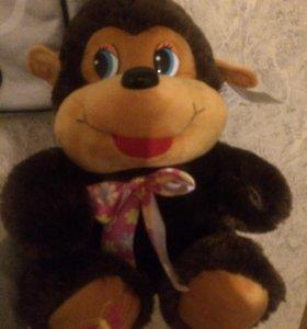 ❗️Игрушка обезьянка ❗️