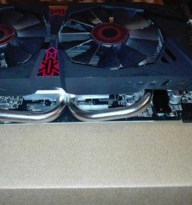 Видеокарта ASUS Radeon R7 370 STRIX GAMING 4GB