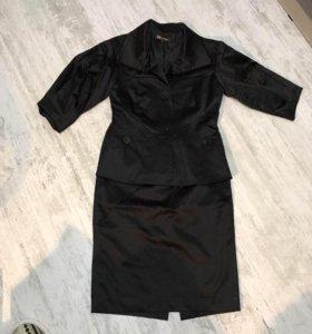 Костюм пиджак+юбка Montan