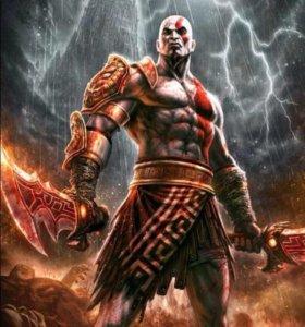 Игра для ps3 god of war 3