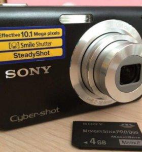 Фотоаппарат Sony карта памяти в подарок