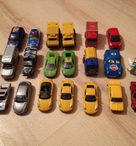 Машинки на выбор
