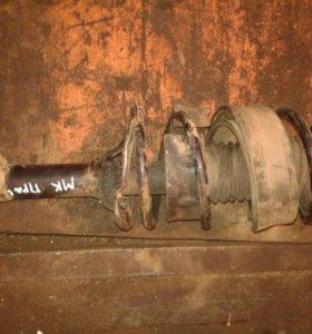 Стойки пружины амортизаторы для джили мк