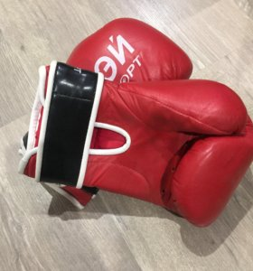 Боксерские перчатки 12 унций АБ-5к