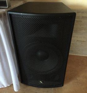 Продается комплект звука Soundking