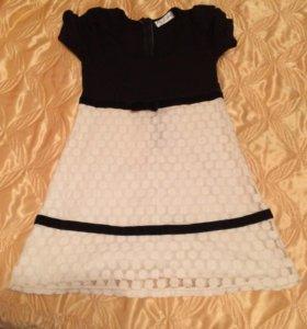 Платье ,можно одевать с лосинами как тунику