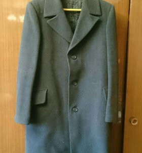 Ратиновое пальто