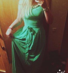 Платье в пол 👗