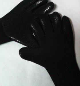 Перчатки неопреновые 5 мм