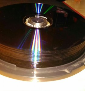 DVD-R  двух сторонние 4.7 8х