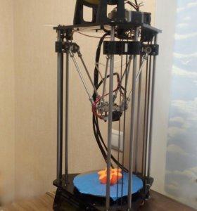 3D принтер Delta Rostock mini G2S Pro