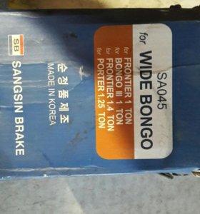 Продам тормозные колодки