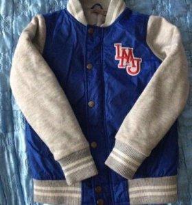 Куртка на весну-осень для мальчика