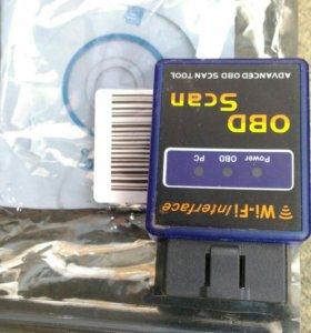 OBD сканер