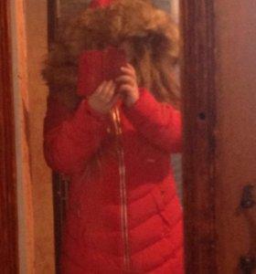 Курта зимняя