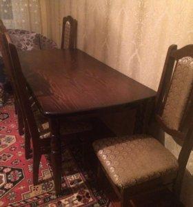 Стол ( без стульев)