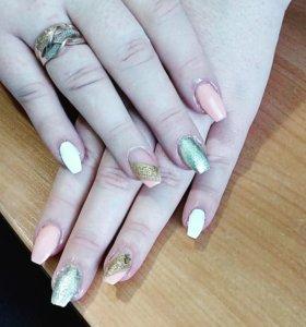 Афипский Наращивание ногтей-350